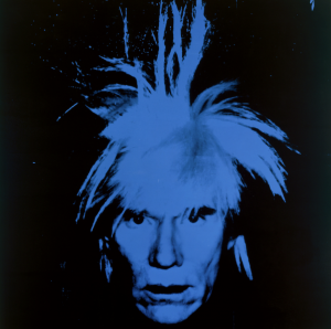 Autorretrato. 1968. Acrílico y tinta serigráfica sobre lienzo. Collection of the Andy Warhol Museum, Pittsburg © 2017 The Andy Warhol Foundation for the Visual Arts, Inc. / VEGAP